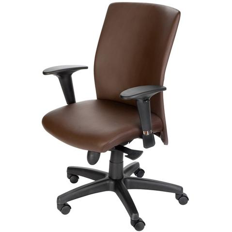 Mac Motion Cacao Office Chair - CEL-7120-B-Cacao
