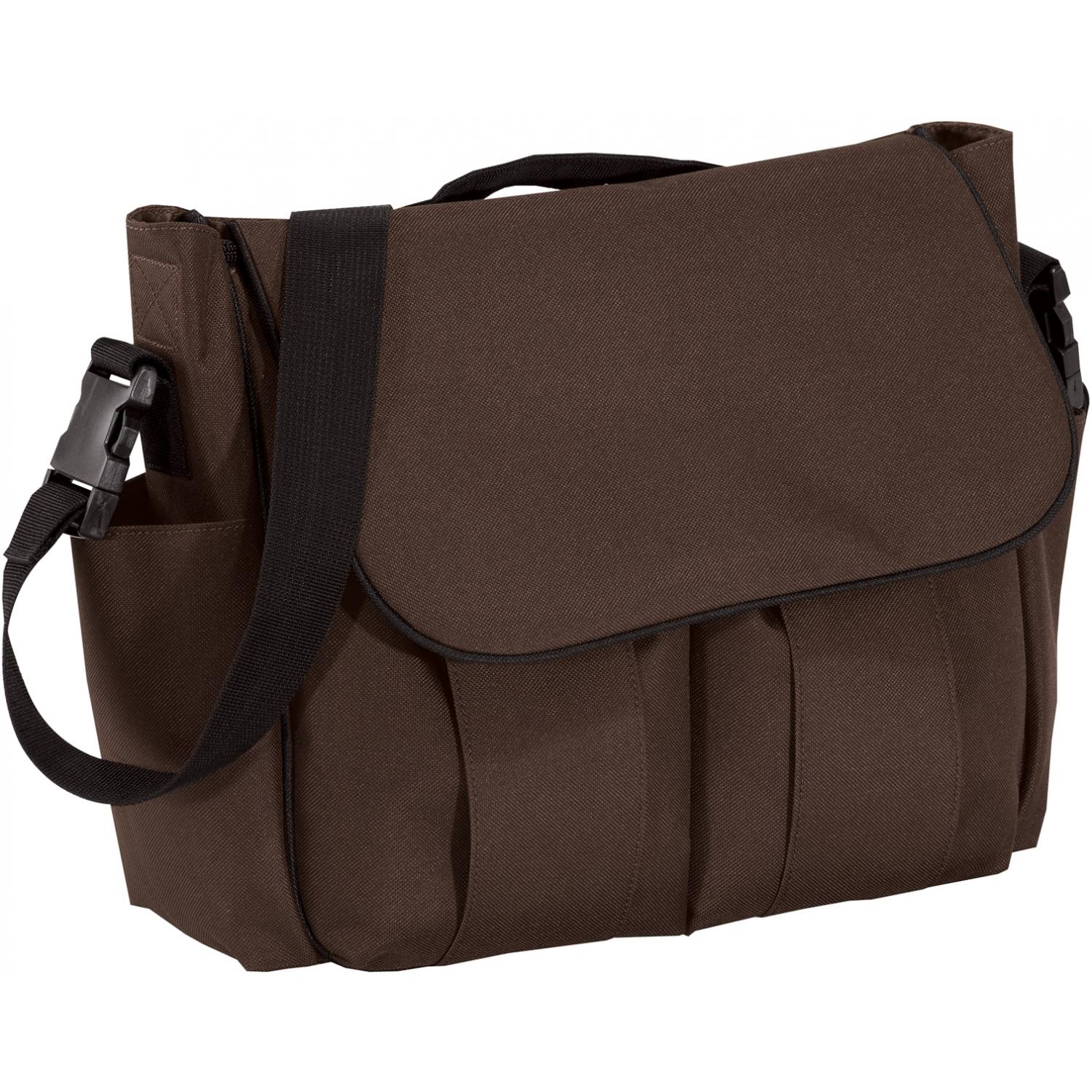 Precious Cargo Diaper Bag - Chestnut Brown
