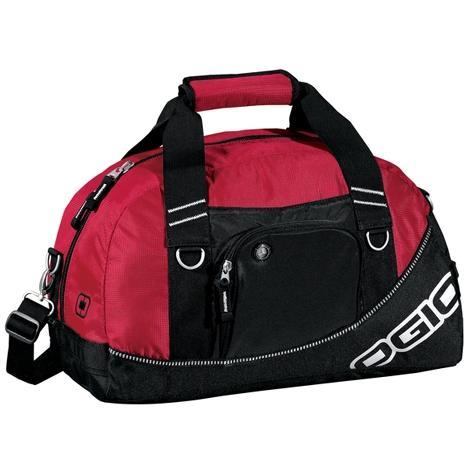 OGIO Half Dome Duffel Bag - Red