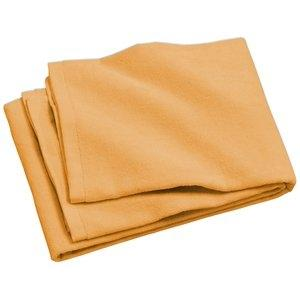 Port & Company Beach Towel - Tangerine
