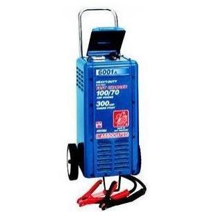 Associated Equipment Battery Charger 6/12Volt - 100 Amp, 550 Amp Boost