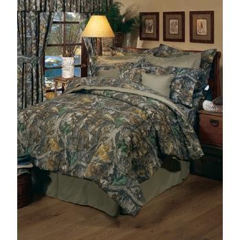 Realtree Timber King Comforter Bedding Set
