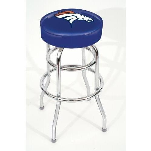 Imperial International Denver Broncos Bar Stools