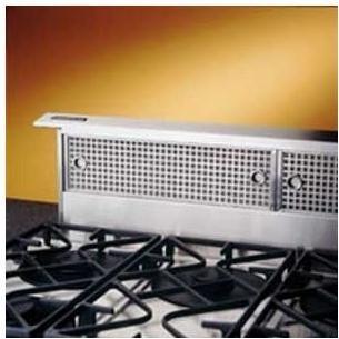 Broan Vent Hoods Elite Series RMDD Downdraft System, Exterior Blower, 36 Inch Stainless - RMDD3604EX