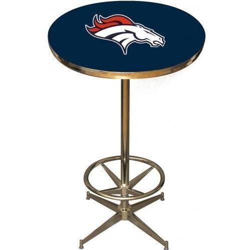 Imperial International Denver Broncos Pub Table