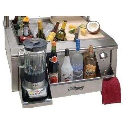 Alfresco Bartending Package For 30 Inch Apron Sink