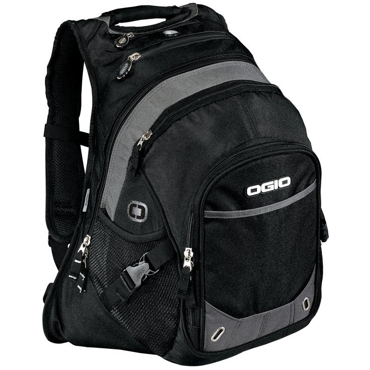 OGIO Fugitive Backpack - Black