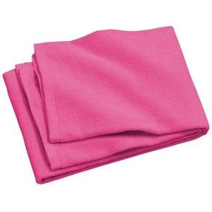 Port & Company Beach Towel - Tropical Pink