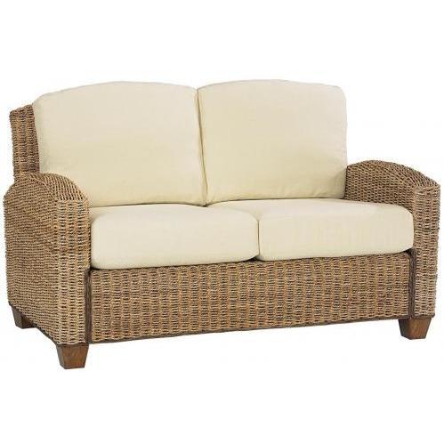 Home Styles Cabana Banana Love Seat - Honey - 5401-60
