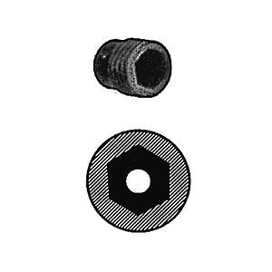 SpecAP 3/32 Apt W/number 1 Lens