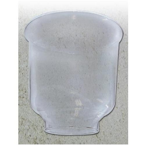 Gaslite America GLP10 Clear Glass Globe For GL1700 Gas Lights